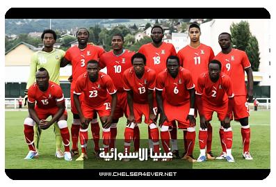 تقديم افتتــاح بطولـة افريقيا 2012