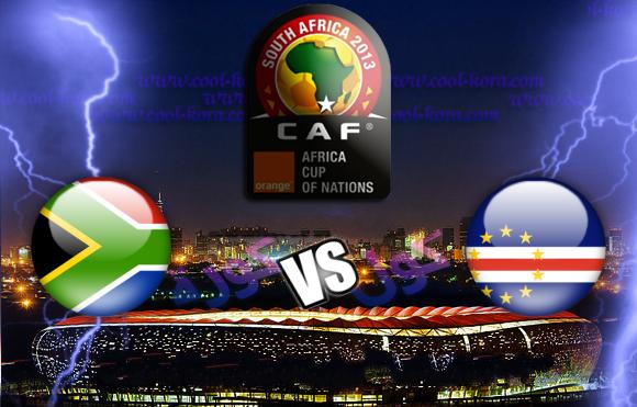 موعد مباراة جنوب افريقيا وكاب